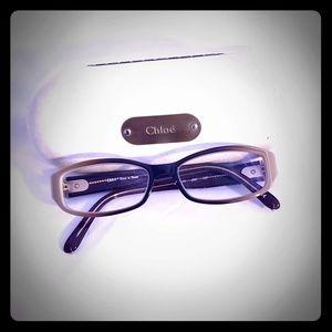 Chloe glasses, eyeglasses, frames,eyewear.